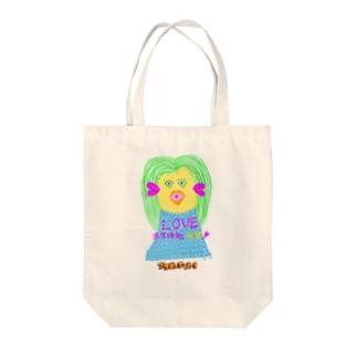 アマビエチャレンジ:佐藤正和 Tote bags