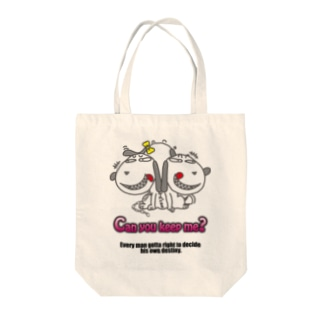 CHIN-JU シリーズ 犬? 2 Tote bags