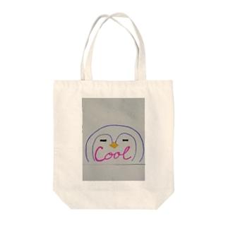 ウフフ Tote bags