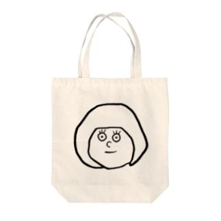 みんなのよしこ Tote bags