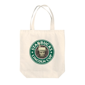 Lincoln Cup Tote bags