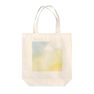 訪れ Tote bags