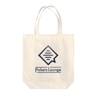 Pickers Loungeオリジナル Tote bags