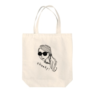 Cheeky! Tote bags