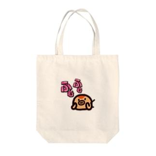お米大好き スズメのチュン坊 Tote bags