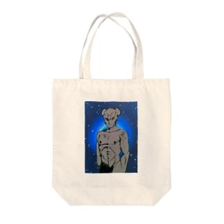 マウスマン Tote bags