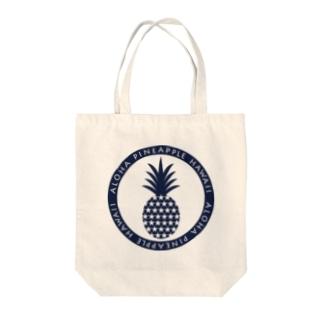 パイナップル 20 (star) Tote bags