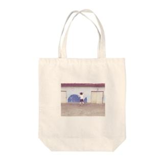 とあるサブカル女子の飛躍 Tote bags