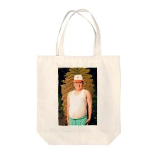 30歳の屋比久おじさん Tote bags