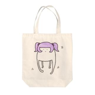 ついんてちゃん Tote bags