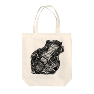 The five senses  Tote bags