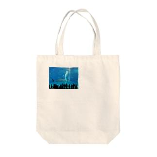 ジンベイ&ジンベイ Tote bags