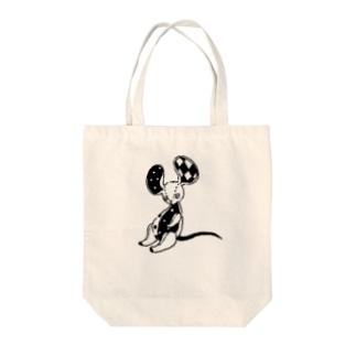 アニマルドール:ネズミ Tote bags