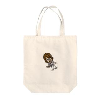 りゅうちゃん Tote bags