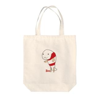 まろにぃのBee Tote bags