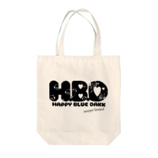 I.gasu🄬アイガスワールドのブルーダックスイーパーレディース Tote bags