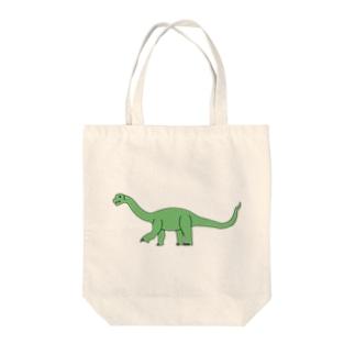 カマラサウルス Tote bags