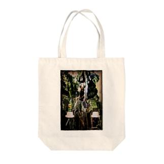 Danke Shoot Coffeeの創造者にアイテムを生み出すものスリスリ Tote bags