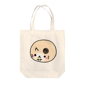 Short Catのふるーつだいふく Tote bags