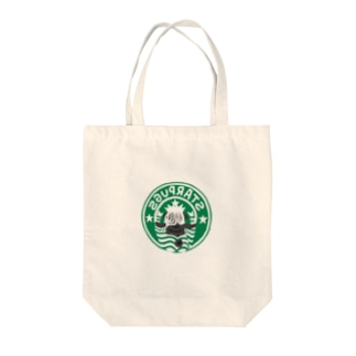 antienneのスタバパグ2 Tote bags