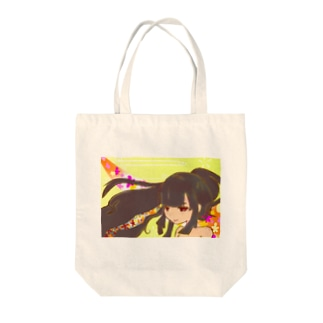 和少女 Tote bags