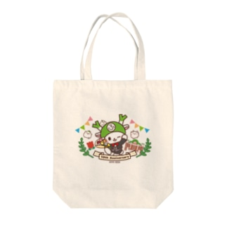ふっかちゃん10周年記念 Tote bags