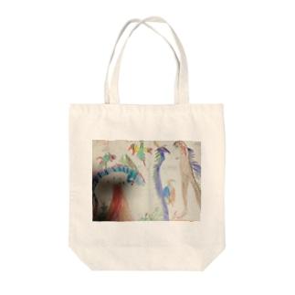 soumaの世界 Tote bags