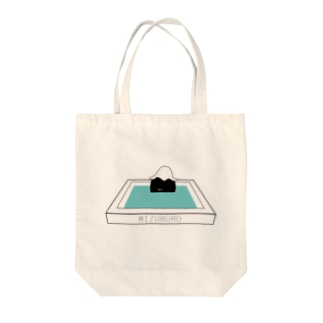 SAUNA_MIZUBURO Tote bags