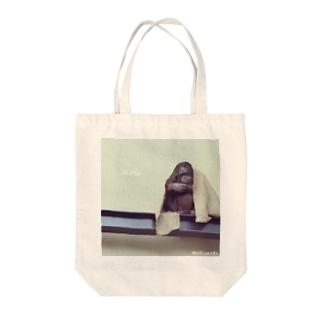 オランウータンマリア Tote bags