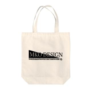 MKOロゴ00 Tote bags