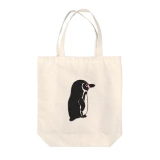 フンボルトペンギン Tote bags