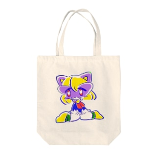 たぴにゃ Tote bags