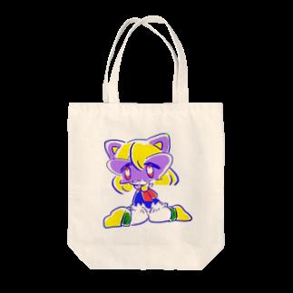 たぴ♦︎春コミ東2二15aのたぴにゃ Tote bags