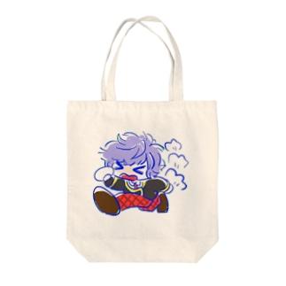 おかぴ Tote bags