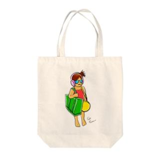 ふわふわクリエイティのGo Summer Tote bags