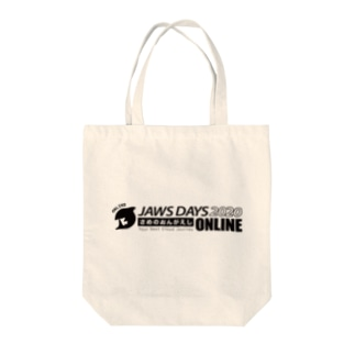JAWS DAYS 2020 FOR ONLINE Tote bags