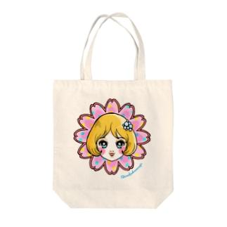 花少女2 Tote bags