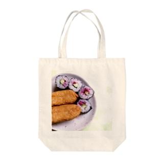 わたしのごはん。 Tote bags