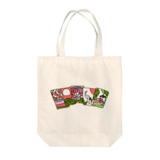 五光 Tote bags