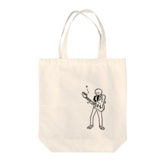 Bass Tote bags