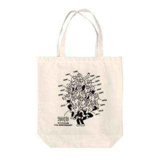 U.F.O.CLUB 復刻シリーズ【17th Anniversary ver.】 Tote bags