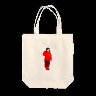 いんとうのgirl Tote bags