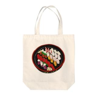 大将の出前寿司 Tote bags