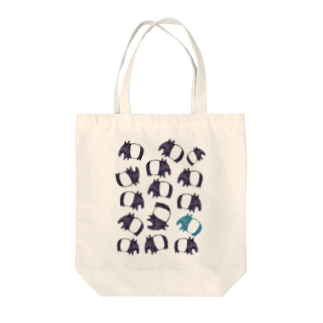 SWのやたらめたらとバク Tote bags