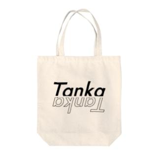 Tanka_aknaT Tote bags