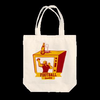 Johnny_Smith150のフットボール・サンデー Tote bags