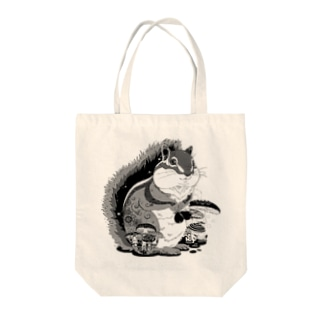 SQUIRREL Tote bags