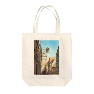 ローテンブルク Tote bags