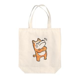 とくいげいぬA Tote bags