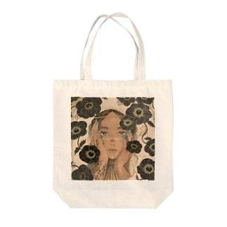 花の森・醒 Tote bags